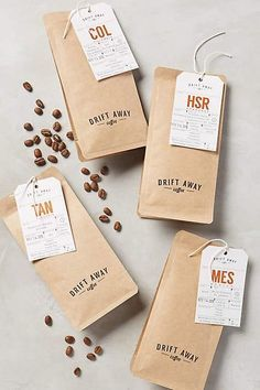 selling specialty coffee