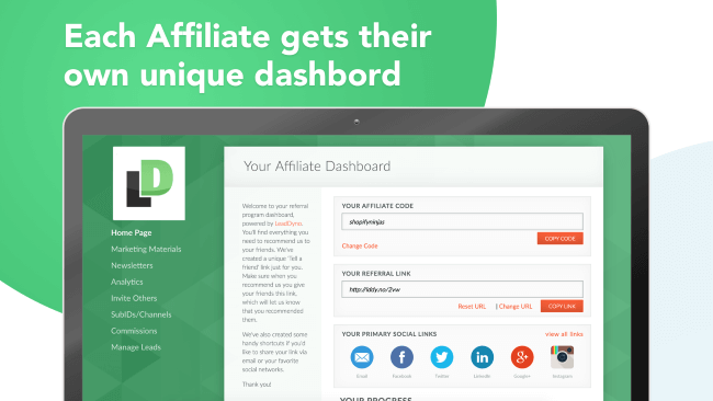 best Shopify Affiliate Marketing Apps