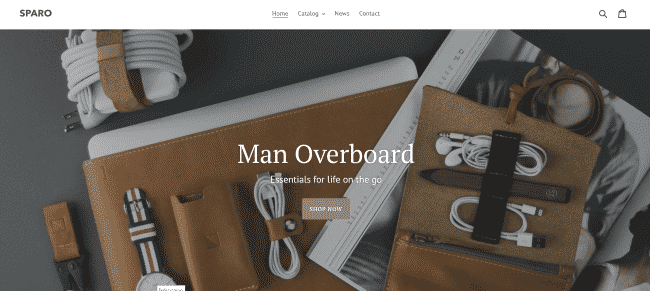 Shopify Debut Theme Review: Is It The Right Theme For You?