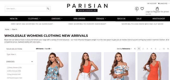 21 Best Wholesale Boutique Clothing Suppliers Worldwide!