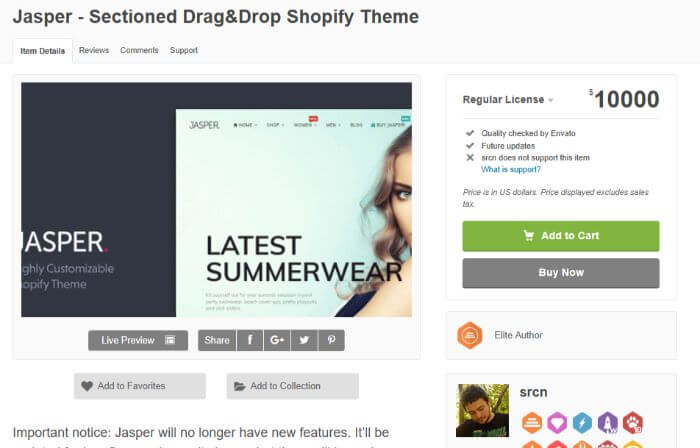 21 Best Paid & Free Shopify Ecommerce Themes of All Time!