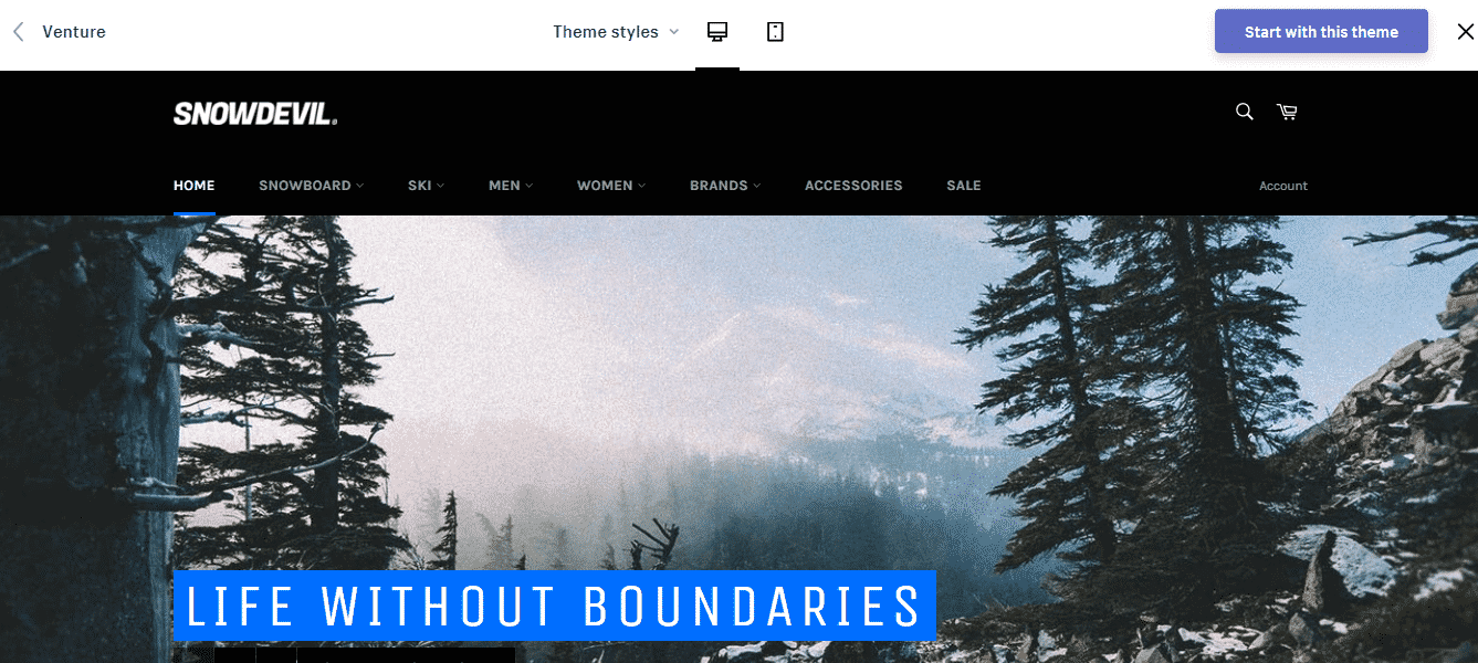 13 Best Free Shopify Themes For 2019 (The Showdown)