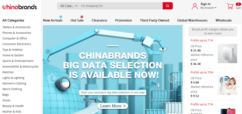 17 Best Alibaba Alternatives To Find Cheap Products Alibaba presents millions of products to source, all from the suppliers themselves. 17 best alibaba alternatives to find
