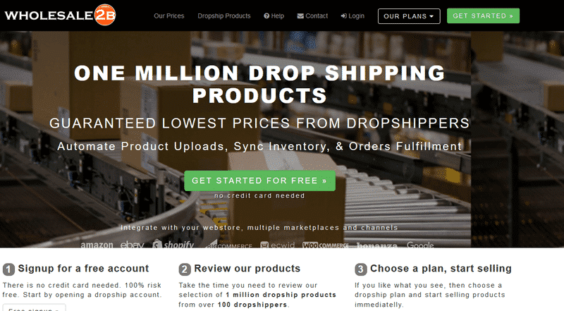 21 Best Dropshipping Suppliers For Shopify/Amazon/eBay!